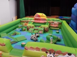 Soft play hire in Chesterfield