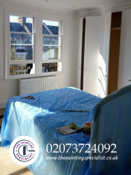 Painting Job in London