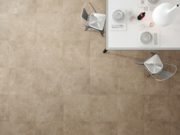 Brown Kitchen Floor Tiles