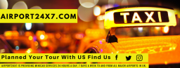 Airport24x7: Best Taxi Nottingham | Cheap Taxi Ser