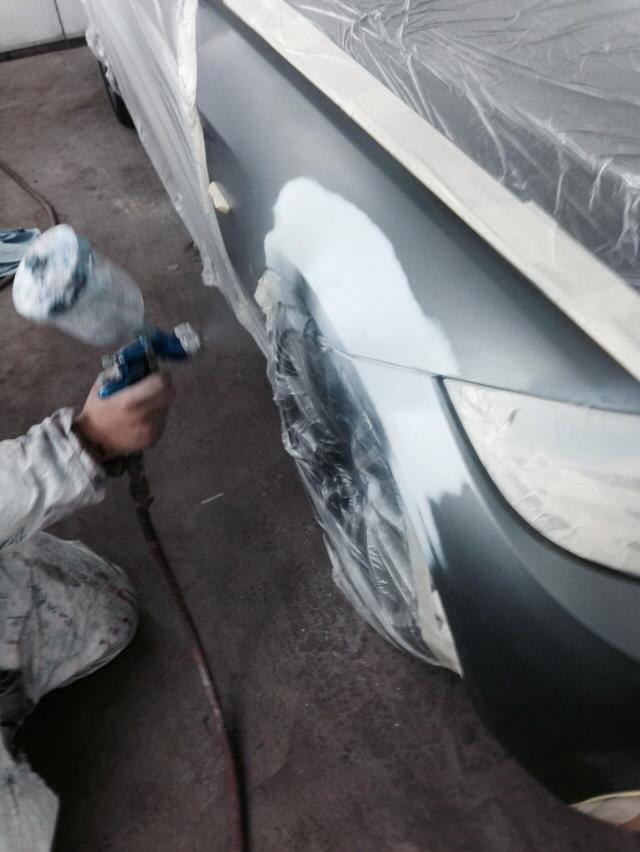 Car Paint Repair Southampton