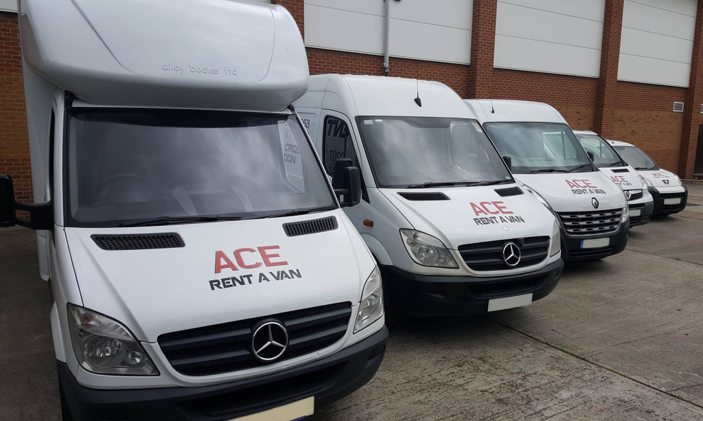 details for ace rent a van ltd in 2 4 pomeroy street london se14 5bg mirror. Black Bedroom Furniture Sets. Home Design Ideas