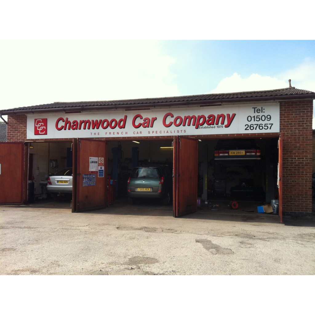 Charnwood Car Company Wedding