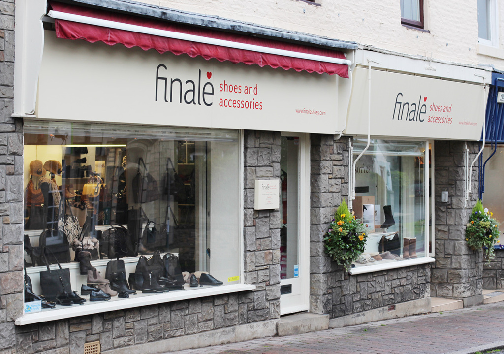 Shoe Shop Corbridge