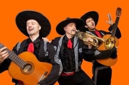 Beat Burritos Mexican Mariachi Band