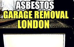 Asbestos Garage Removal demolition