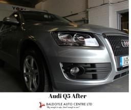 Audi Q5 After