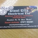 Steel City Electrical LTD Business Card