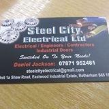 Steel City Electrical LTD Business Card