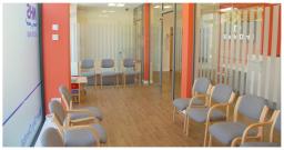 Blue Sky Dental Bathgate - Waiting area