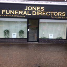 Hull funeral director