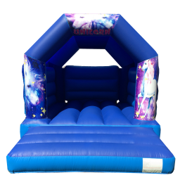 Unicorn Inflatable Bouncy Castle
