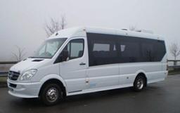Mercedes 16 seater Mini Coach