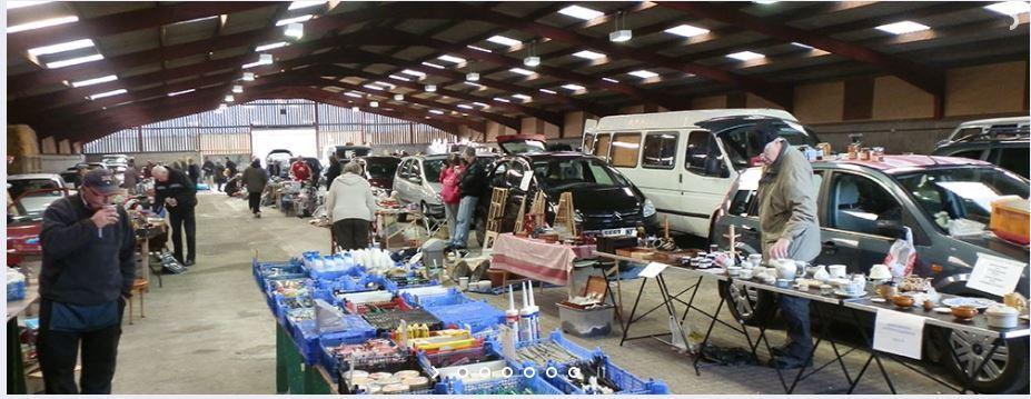 Lansdown Car Boot Sale Bank Holiday Monday