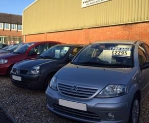 Sunrise Business Park Blandford Car Sales