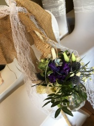Wedding Pew Ends by Flower Design, Ripon