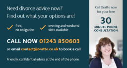 Oratto free divorce consultation