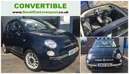 Small Car Liverpool Fiat 500 3