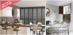 Bespoke Window Shutters - Up to 20% Off RRP