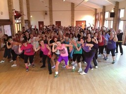 Zumba in Eye Peterborough