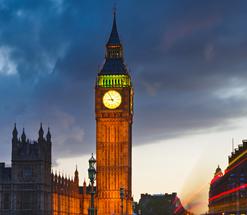 Visit Singtel Europe offices in London