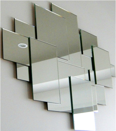 Decorative polished edge mirrors in Derry