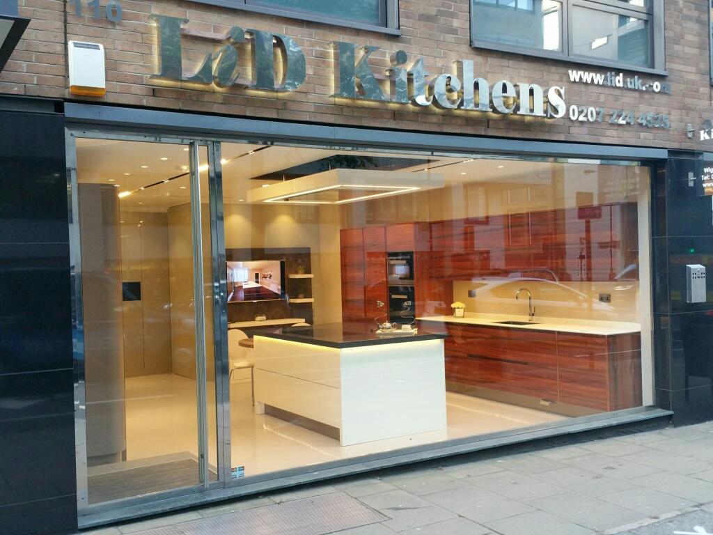 Zeyko Kitchens 110 Wigmore Street London W1u 3rw