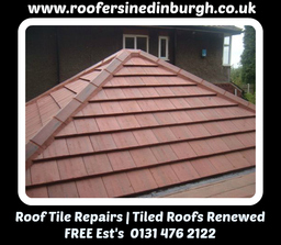 Roof Tile Repairs, Tiled Roofs Renewed