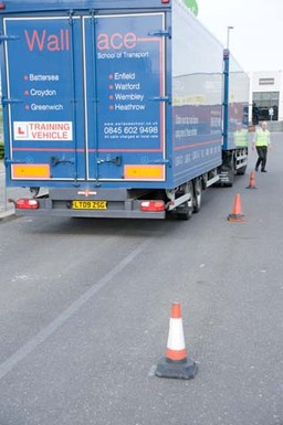 Reversing Practice to DVSA test standard to PASS 1st TIME