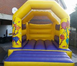 Party themed castle £50 for the day