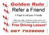 Golden Rule Driving School