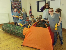 Nerf Party Nottingham