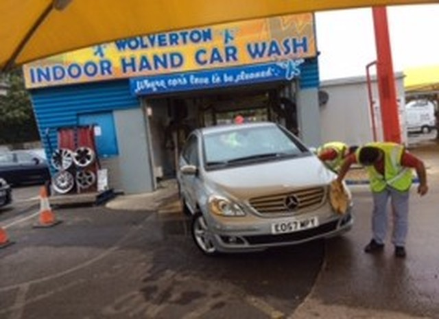 Wolverton Hand Car Wash