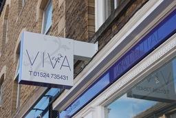 Viva Dental Sign
