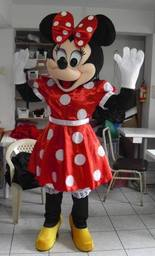 Minnie Mouse Mascot Hire starting at £30