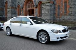 BMW Chauffeur Car Hire