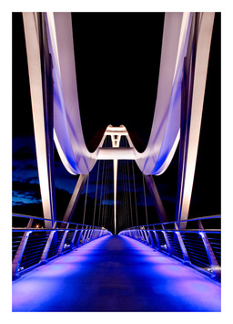 Infinity Bridge Stockton on Tees