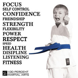Focus 100% Martial Arts