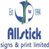 Allstick Signs & Print Ltd