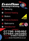 Evenflow Plumbing & Heating Ltd