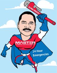 Master Plumbing Contractors Ltd - MK8 0NR