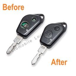 Peugeot 406 remote key repair
