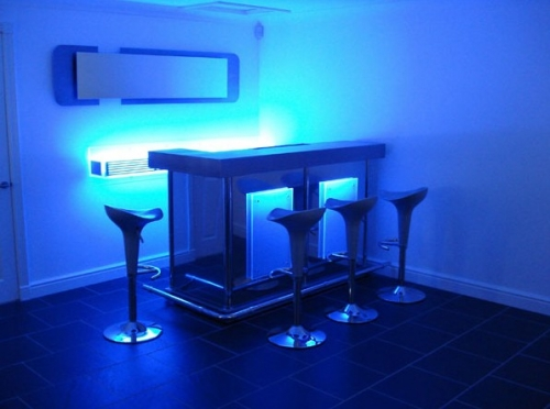Details for quench home bars in the studio 29 woodham for Home bar design ideas uk