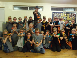 Nerf wars Parties, Nottingham, Derby and Mansfield