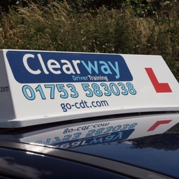 Clearway Driver Training 800