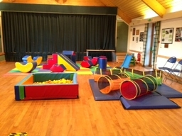 Soft Play At Elsted Village Hall