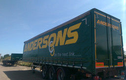 Andersons Transport TRAILER