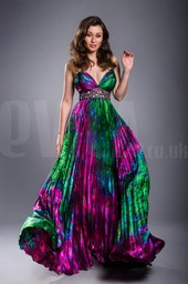 peacock-printed-prom-dress-beaded-sweetehart