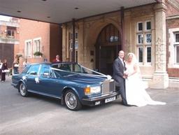 Rolls Wedding