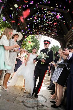 wedding photographer Waterlooville
